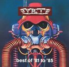 Best of '81 to '85 by Y&T (CD, Mar-2003, A&M (USA))