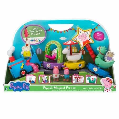 Peppa Pig Peppa/'s Magical Parade Train The Parade Follows You! Music /& Sound
