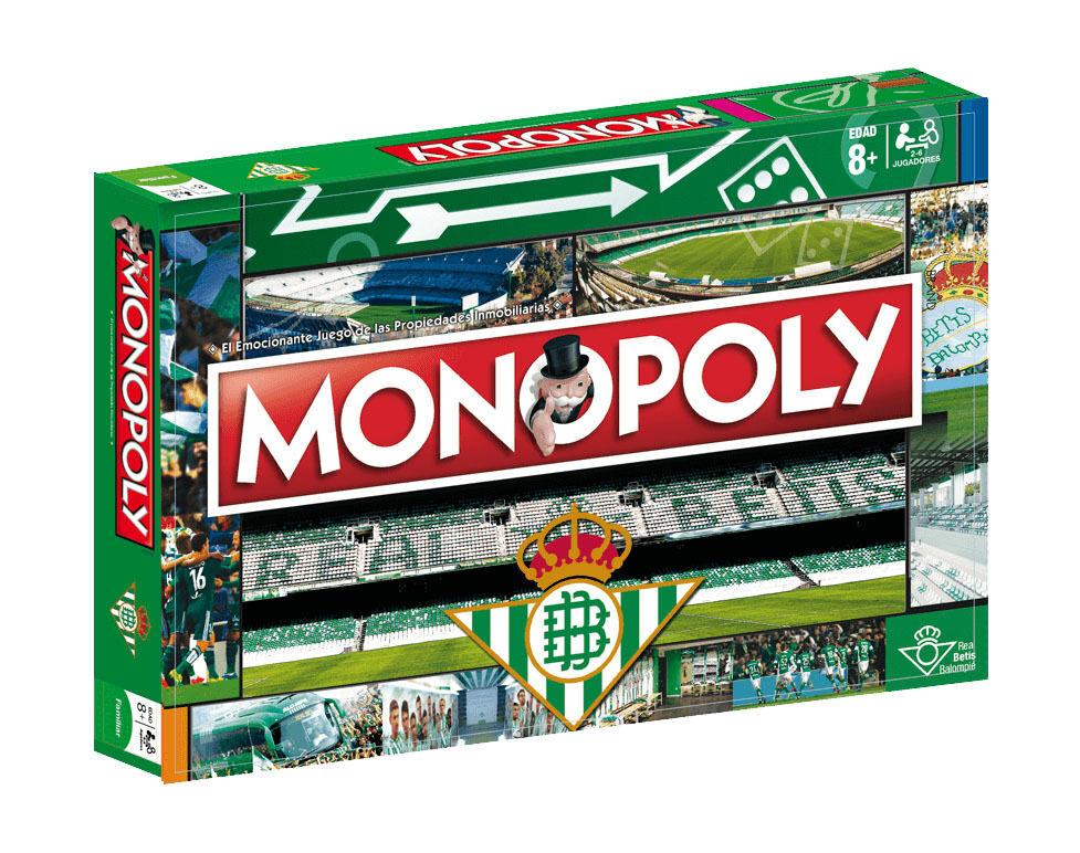 Monopol edizione reale calcio betis - la - il gioco da in spagnolo