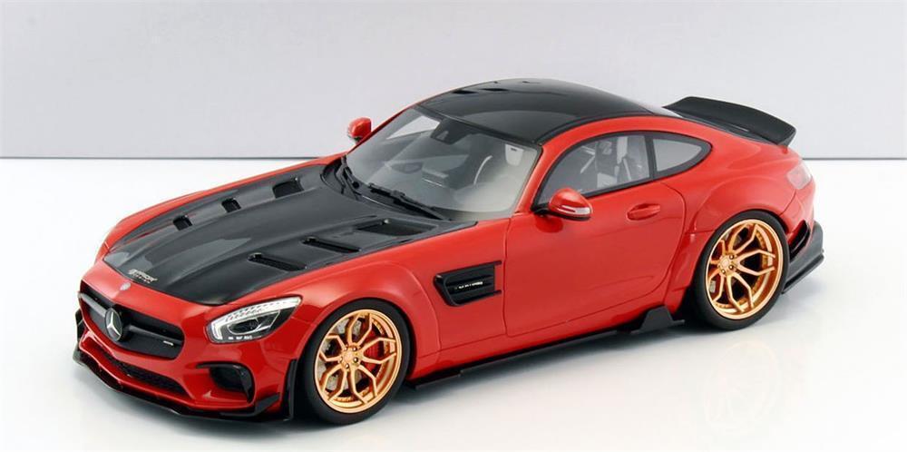 Mercedes-Benz AMG Gt Modifiziert von Prior Design in 1 18 von Gt Spirit