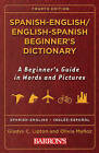 Spanish Beginner's Bilingual Dictionary by Gladys C. Lipton, Olivia Munoz (Paperback, 2009)