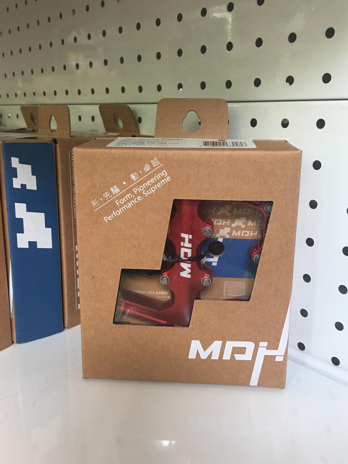 MDH Off-Road PXC01 BMX  CNC Aluminum Bicycle Pedal (Red)  fair prices