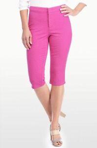 Ikke Shorts Jeans Pink Nydj Capri Ny Skimmer 12 8 Beskyttelses Kaelin 6 dine døtre 5Ivw40x
