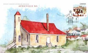 Canada OFDC#2702 - Africville (Halifax, NS) (2014) 63¢