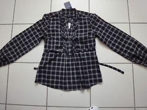 Neu Gr Bluse Damenbluse Gant 38 8xAqxdORnw