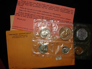 1963 U s Mint Proof Set with OGP | eBay