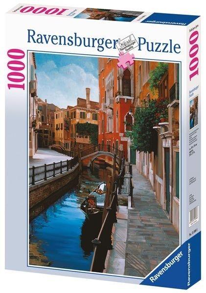 Ravensburger Puzzle Puzzles Venetian Impressions Venice  Venezia
