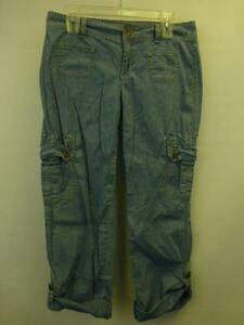 Fantastic Tommy Hilfiger Striped Straightleg Cropped Chino Pants In Blue