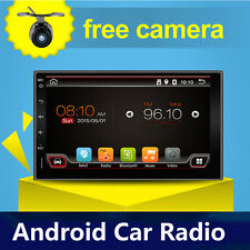 "Autoradio 7"" Double 2DIN In-Dash Android Stereo Car GPS WIFI Sat Nav Radio BT TV"