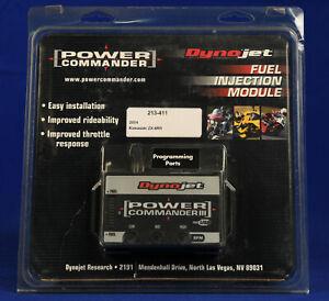 213-411 2004 Kawasaki ZX-6RR ZX6RR Power Commander PC3 PCIII USB