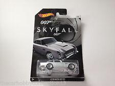 Hot Wheels 007 Series Aston Martin DB5 Skyfall James Bond Diecast Scale 1:64