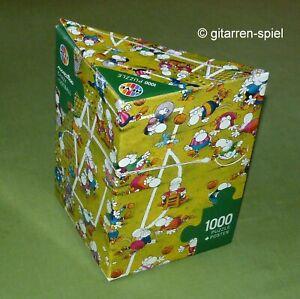 Details Zu Mordillo Puzzle Crazy Football 1000 Teile Fussball Heye 29091 C 2011 1a Top