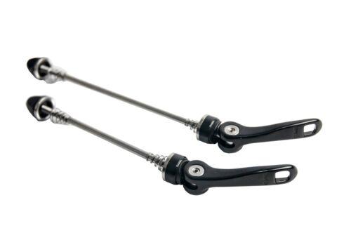 Bicycle//Bike Axle//Quick Release Wheel Hub Quick Release Skewers Set Generic