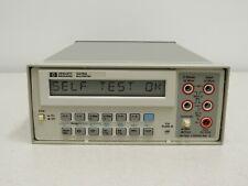 Hp Hewlett Packard 3478a 55 Digit Digital Multimeter