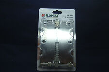 NEW UNIVERSAL PCB HOLDER IN RETAIL PACK, GENUINE STAINLESS STEEL