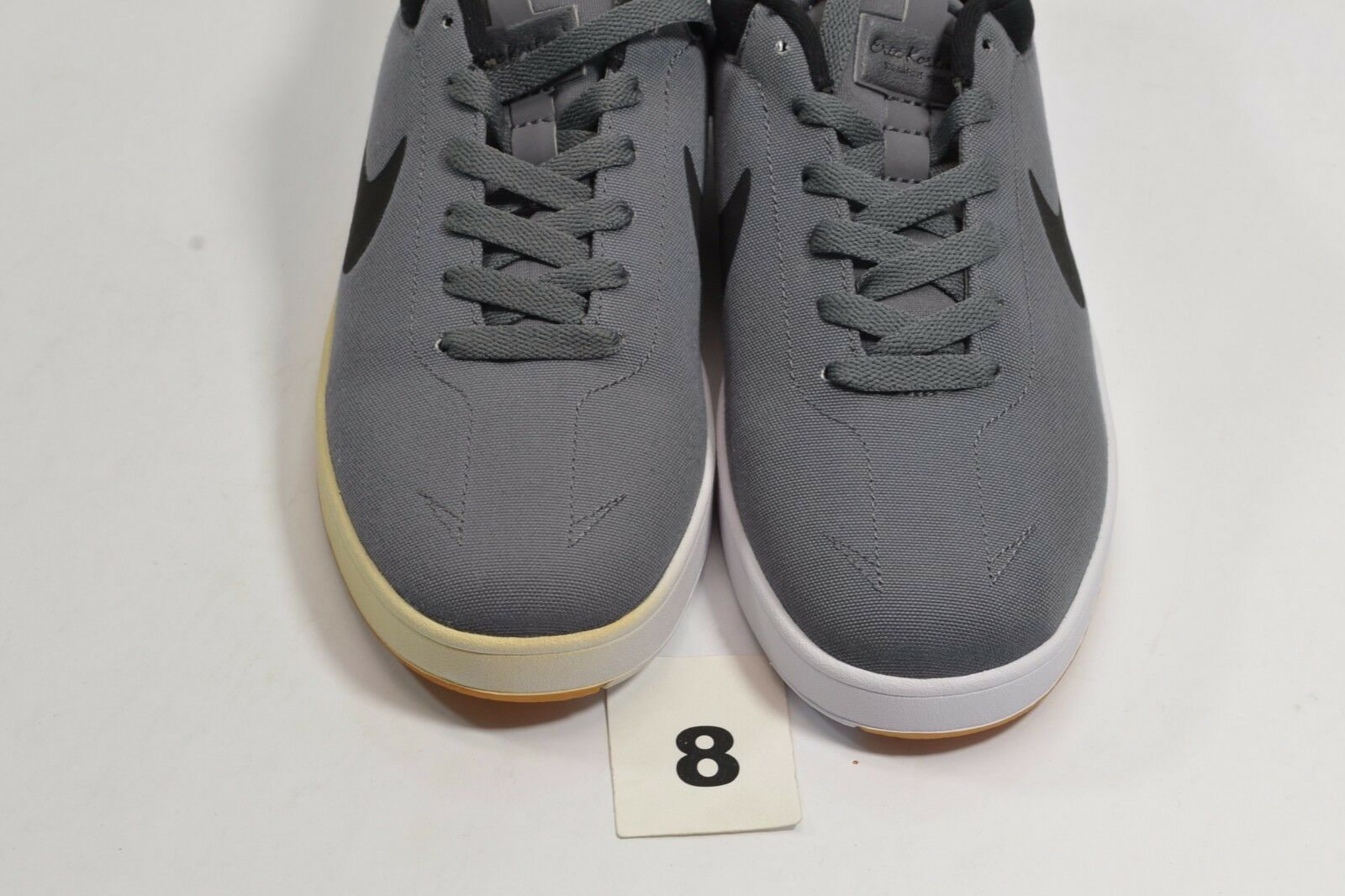 Nike ERIC KOSTON SE Dark Grey Black Wolf Grey White Skate (D) (519) Men's Shoes