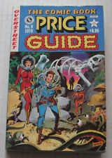 Overstreet Price Guide # 9 .soft cover--C...FINE...nice Wally Wood cover--Last