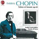 Chopin: Valses et Sonate (CD, Mar-2012, Calliope)