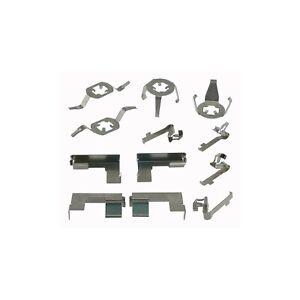 Frt Disc Brake Hardware Kit Carlson H5811