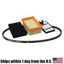 Belt Amp Air Filter Kit For Stihl Ts400 Concrete Saw 9490 000 7851 4223 007 1010