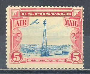 US-Stamp-L1612-Scott-C11-Mint-NH-OG-Nice-Air-Mail