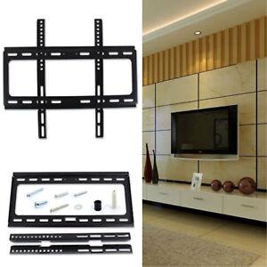 Slim-TV-Bracket-Wall-Mount-For-TV-26-30-32-37-40-42-44-47-55-inch-LCD-LED-Plasma