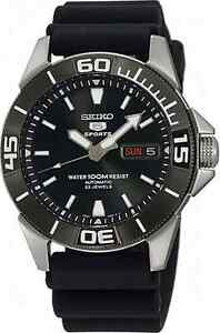P10-Auction-Seiko-5-Sports-Automatic-Watch-with-Rubber-Band-Model-SNZE19K1