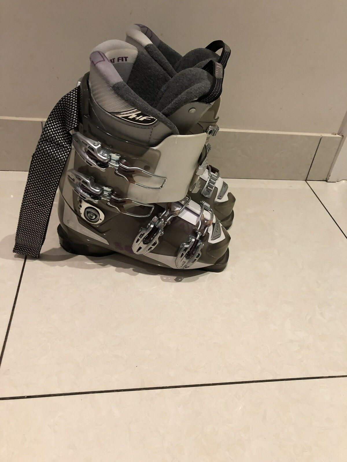 Womens head Ski Boots With Heat Fit