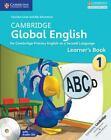 Cambridge Global English: Cambridge Global English by Caroline Linse and Elly Schottman (2014, CD / Paperback)