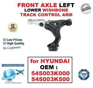 Vorderachse-links-unterer-Kontrollarm-fuer-Hyundai-Original-545003k000