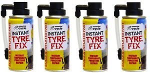 200ml Can of Bicycle Bike Tyre Fix Instant Puncture Repair Seal /& Inflate