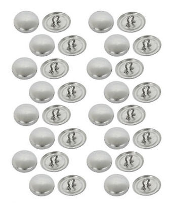 50 19mm SHANK Button backs ONLY NOT the full button