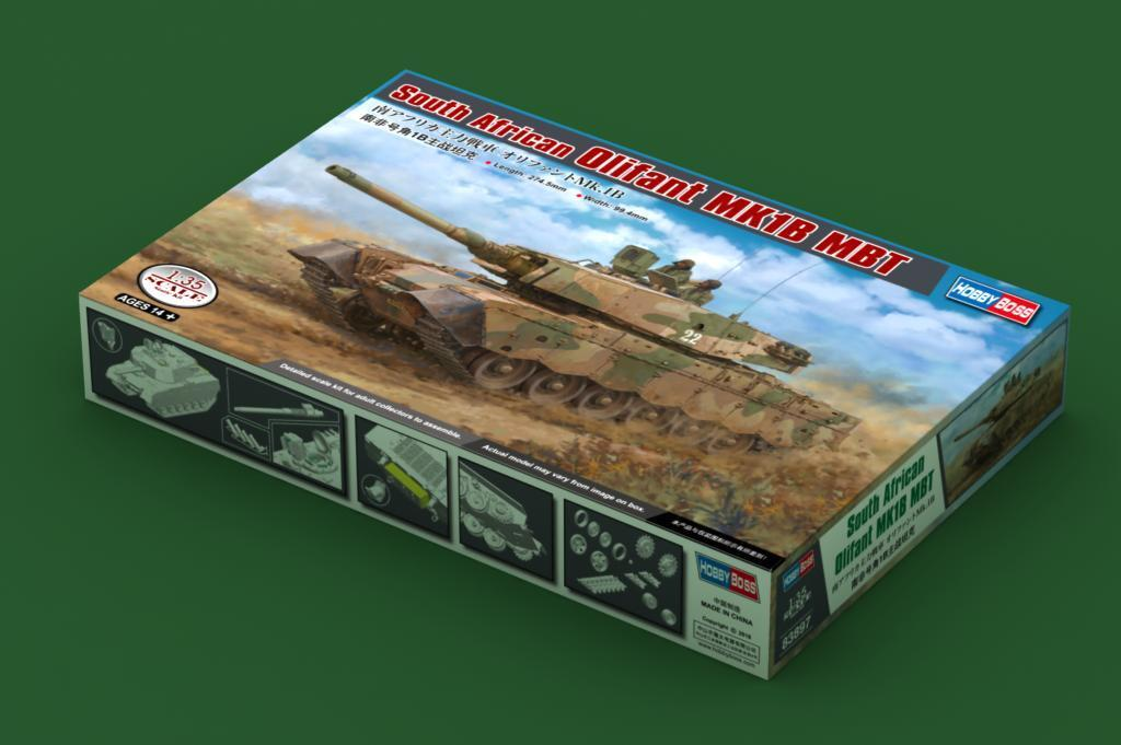 Hobby Boss 1 35 South African Olifant Mk.1B MBT