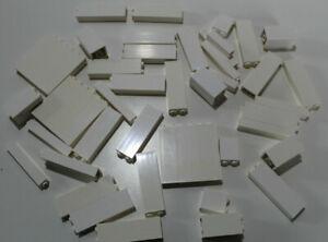 LEGO® Stütze Pfeiler 1x2x5 Weiß 10 Stück 2454