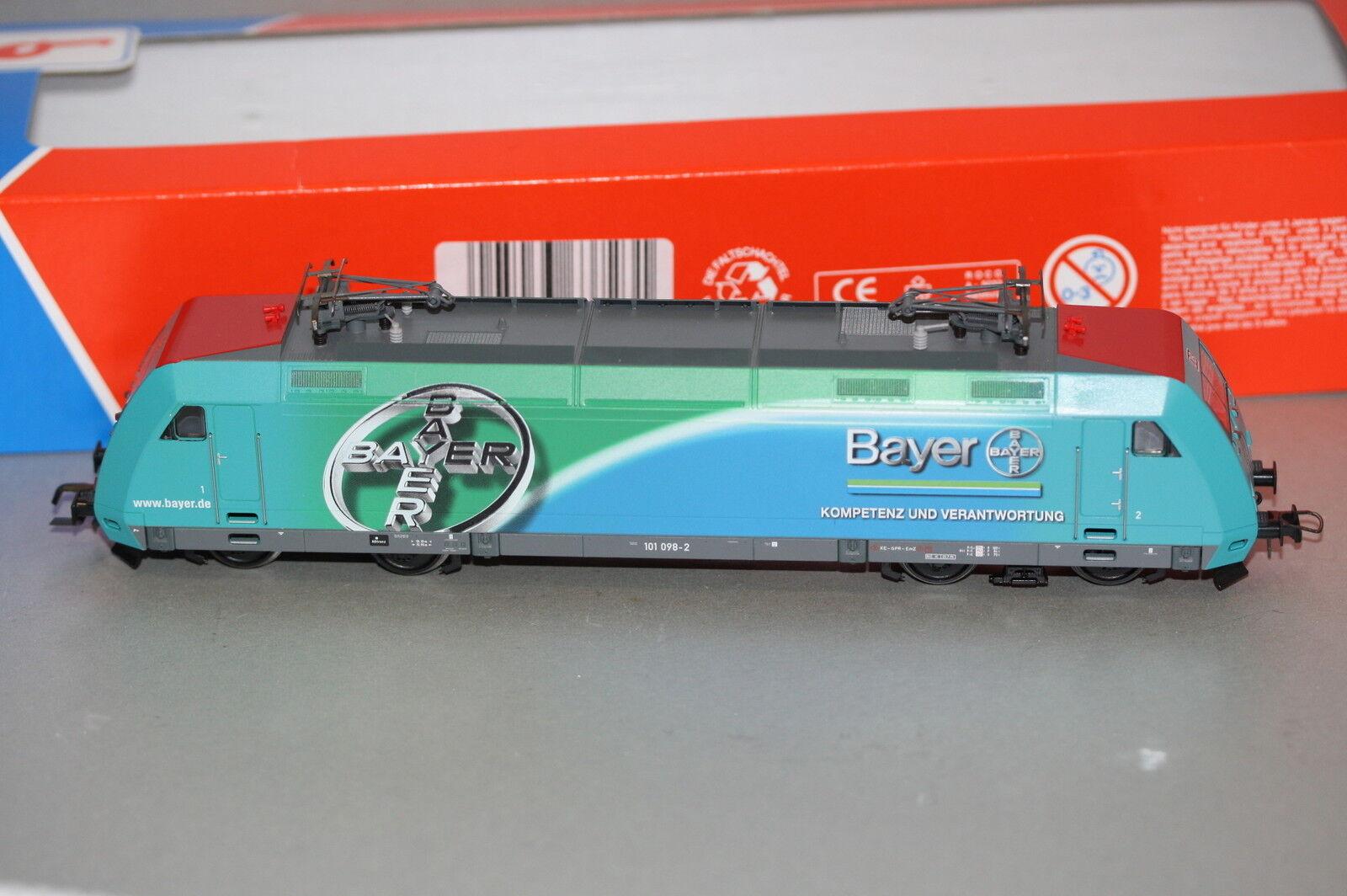 Roco 63723 elok serie 101 098-2 DB bayer DSS Spur h0 OVP