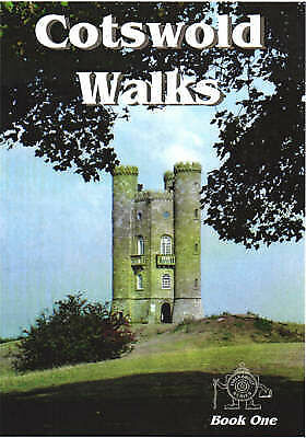 (Good)-Echo's Cotswold Walks: Cotswold Walks Book One (Walkabout) (Paperback)-Re