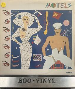 The Motels~Careful~Vinyl LP Album + Inner - Capitol Records E-ST 12070 EX / EX
