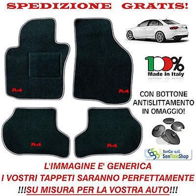 """Tappeti Auto /""""OFFERTA SPECIAL/"""" ! AUDI A4 b8 Tappetini su Misura Personalizzati"""