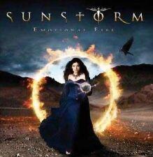 Emotional Fire by Sunstorm (Joe Lynn Turner) (CD, Feb-2012, Frontiers Records (U
