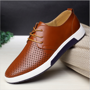 Mens High End Boat Shoes