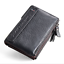 Men-Women-Genuine-Leather-Cowhide-Bifold-Wallet-Holder-Credit-Card-Retro-Purse miniature 16