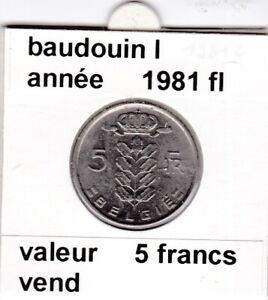 BF-1-pieces-de-5-francs-baudouin-I-1981-belgie