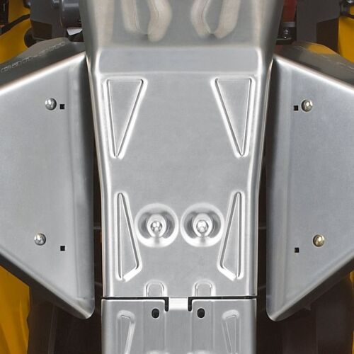 CAN-AM FRONT ALUMNINUM SKID PLATE 2006-2011 AND 2012 MAX 500,650 715000548