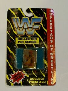 WWF-Hulk-Hogan-Limited-Edition-Collector-Pin-Series-Superstars-of-Wrestling-1991