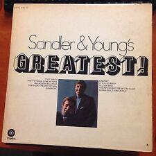 Tony Sandler-Ralph Young-Greatest!-LP-Starline-Gatefold