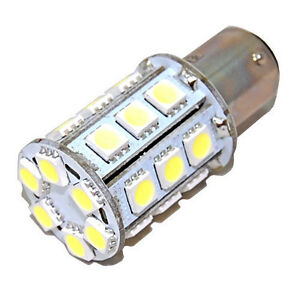 Details About Hqrp Ba15d 24 X 5050 Smd 1076 1142 68 90 1004 Boat Marine Light Led Bulb 12v