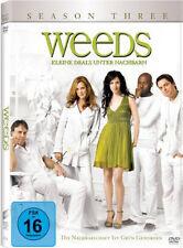 3 DVDs * WEEDS -  SEASON / STAFFEL 3 Kleine Deals unter Nachbarn # NEU OVP <