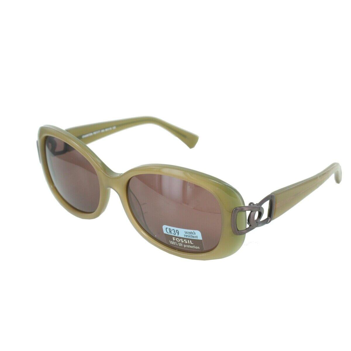 Fossil Sunglasses Chariton Olive PS7177345