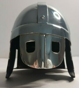 NEW Mini Viking Helmet Spectacle Medieval Armour Perfect Gift Polished Chrome