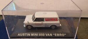 IXO-1-43-AUSTIN-MINI-850-VAN-EBRO-NEUF-EN-BOITE